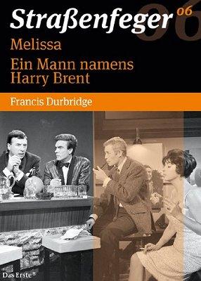 Melissa ein mann namens harry brent abbildung des dvd covers mit