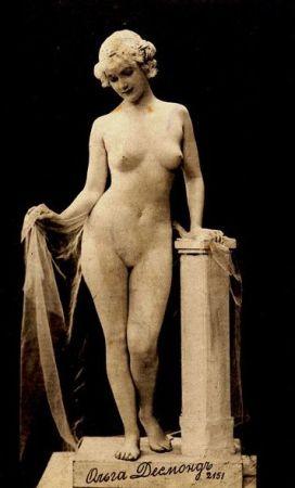 Adrienne stoute vintage models striptease 6